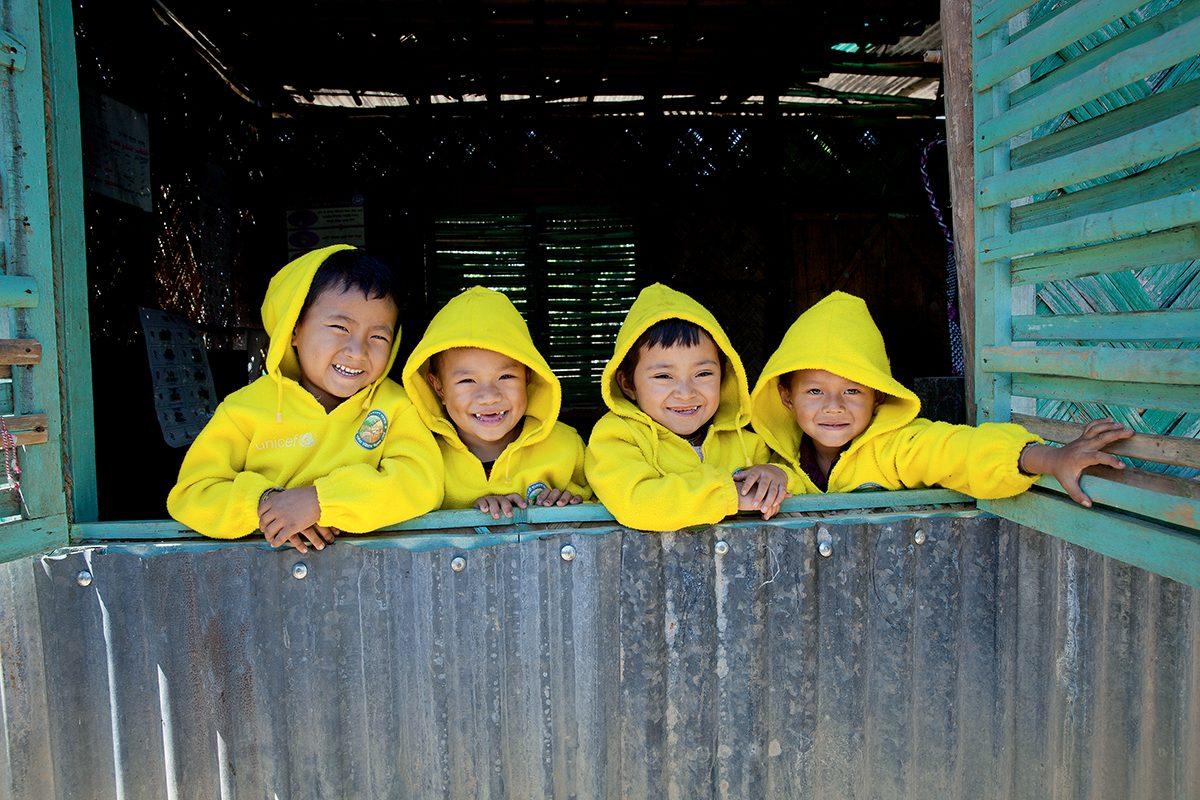 陳立業  「聯合國兒童基金 香港委員會總幹事」
