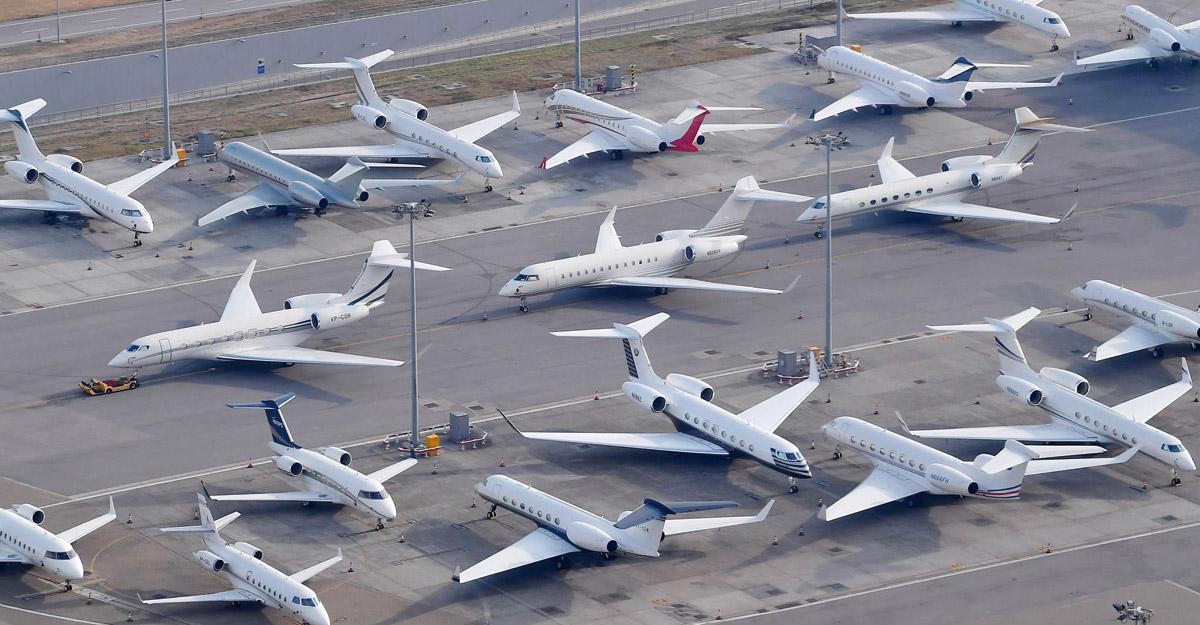 中國將有越來越多的人利用航空出行,帶動民用飛機需求暢旺。
