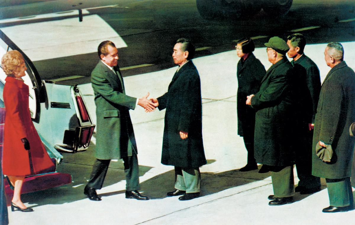 特朗普前任三位總統都曾推動中美貿易關係的發展。